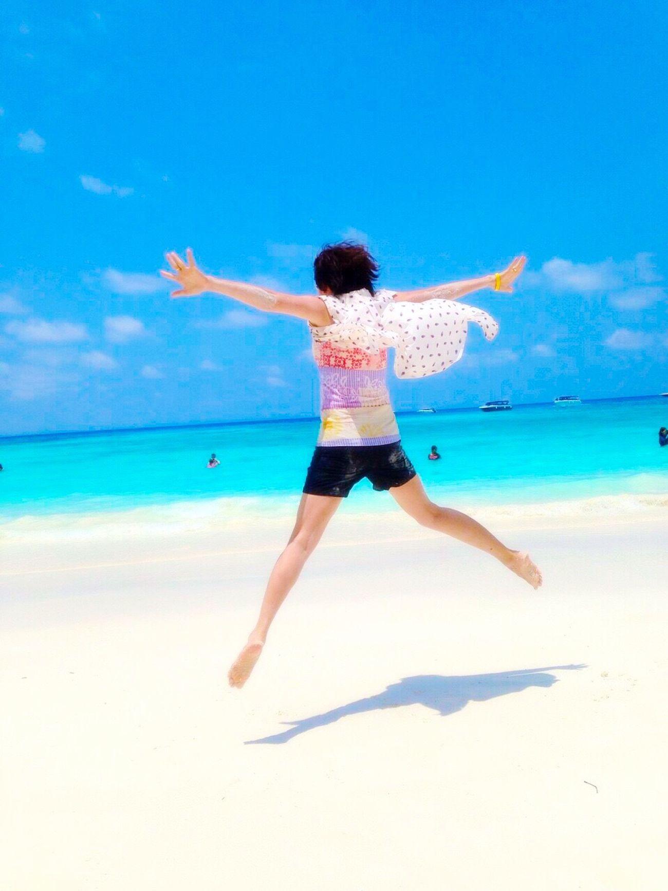 ทะเลใส หาดทรายขาว