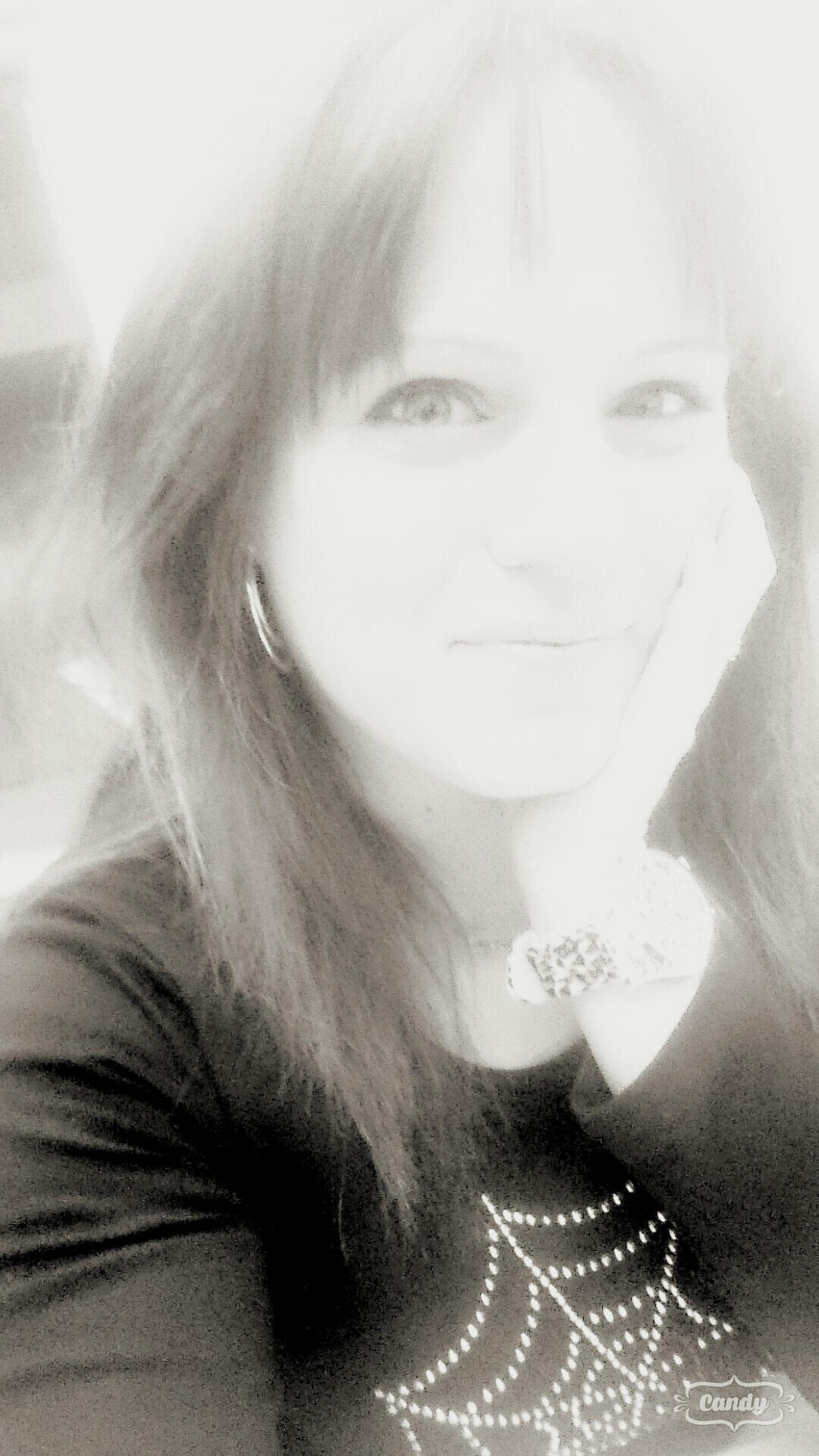 Blackandwhite Selfportrait Eyes