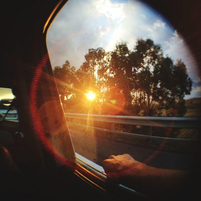 Fisheye IPhone Lens Iphonelens Traveling Puglia Car