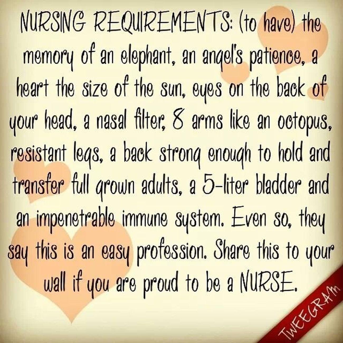 ProudtobeaNURSE Nurseslife Ohwell Tweegram