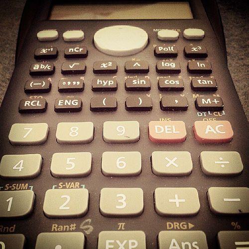 Casio Calculator! Randomcliks Randomuploads LateNiteSums Dphotography Note3only