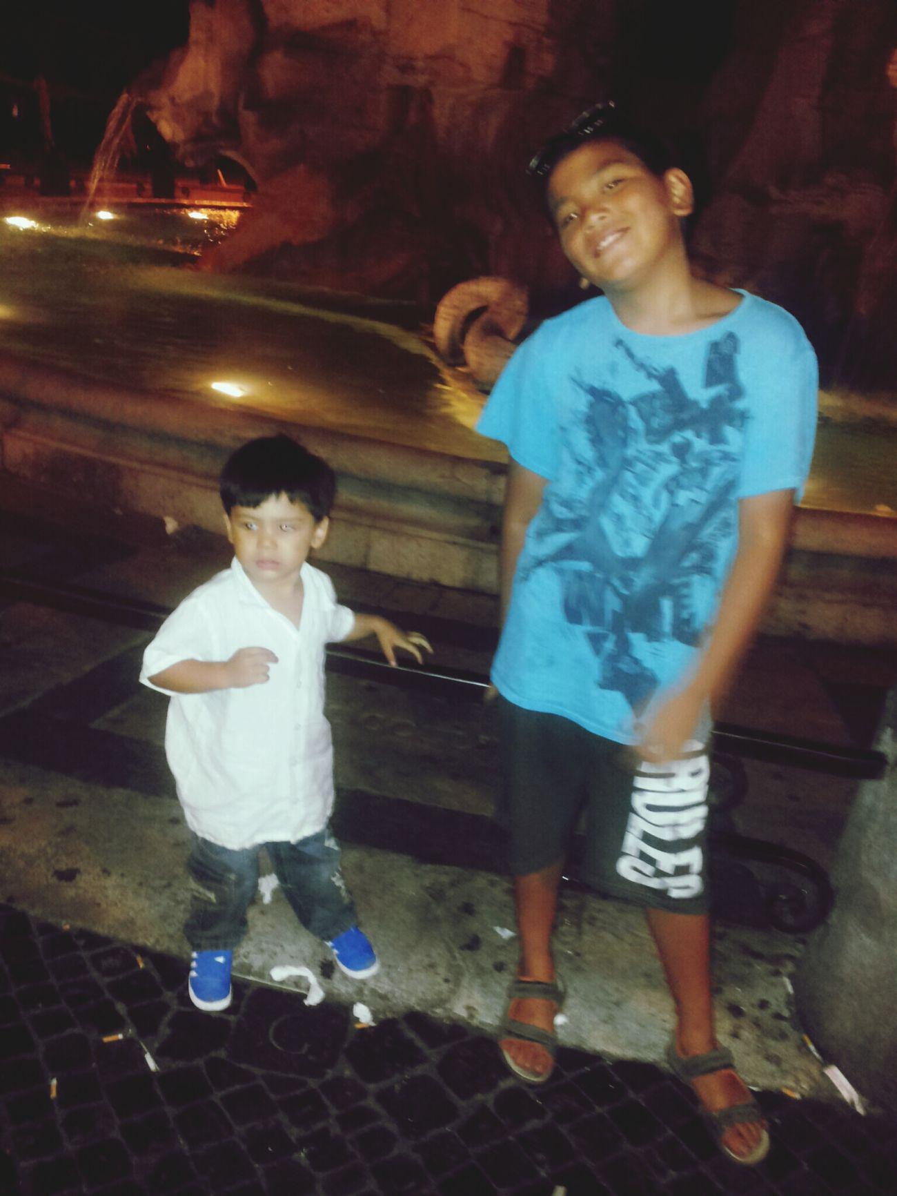 Piazza Navona My Kids Romebynight Summer