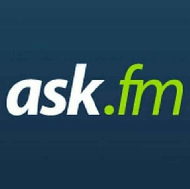 Asking Questions Http://ask.fm/midwestvasquez
