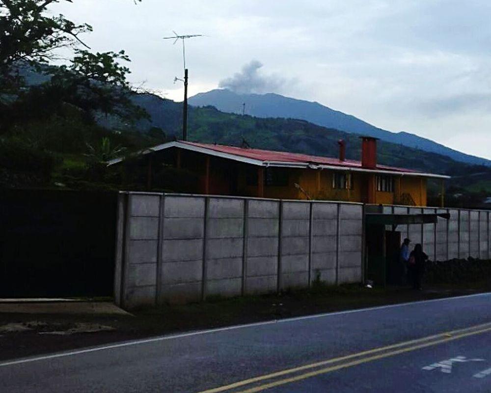 Sky Day Cloud - Sky Volcano Costa Rica