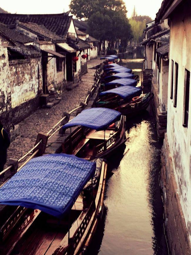 Trips Around The World China Watertown Boats