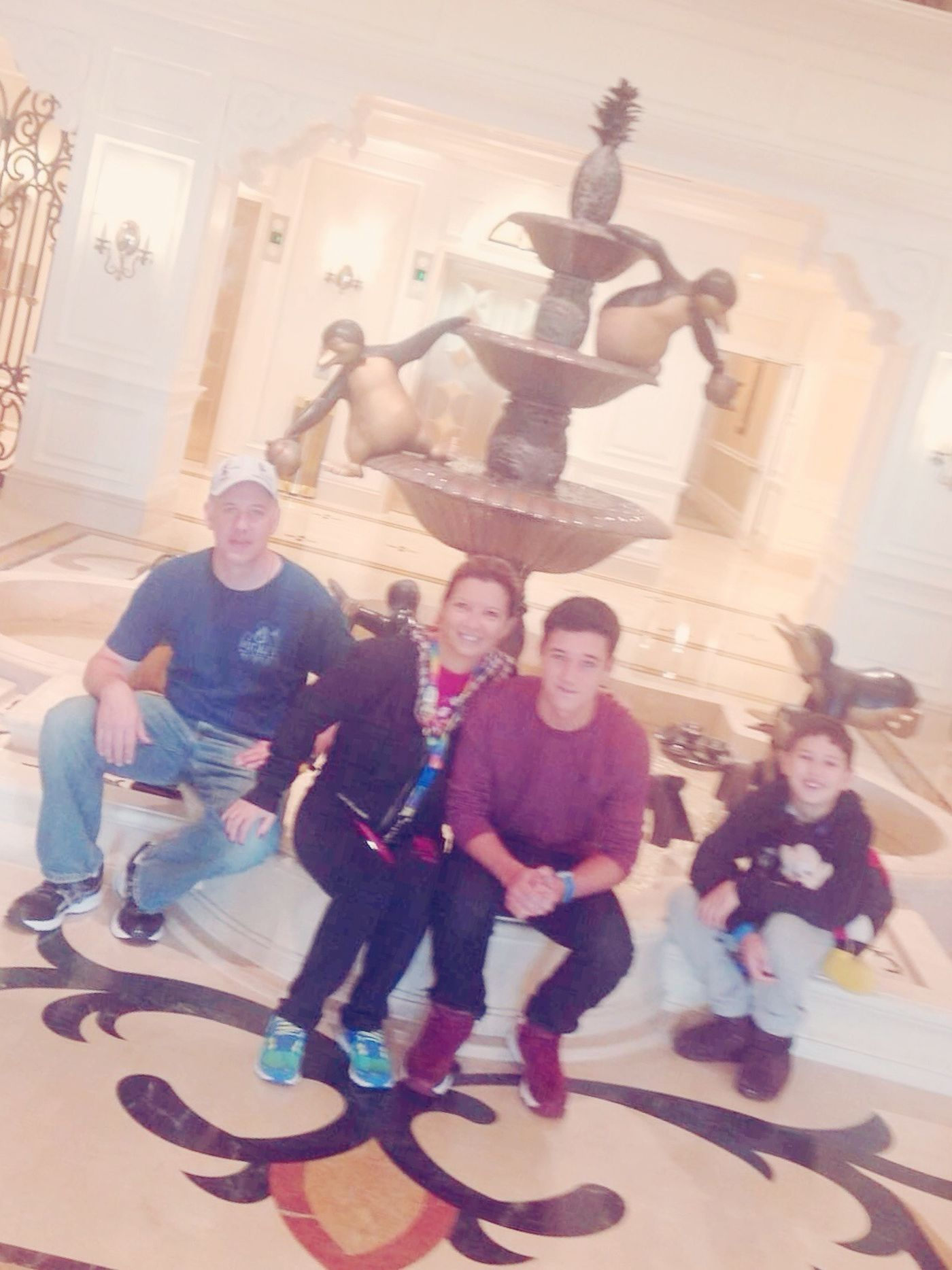 Our last shot at our beautiful Grand Floridian Resort Villas , can't wait For our next Disney Vacation Club vacation, to Hawaii in July!! Dvc Family Tadaa Community Disney Vacation Club