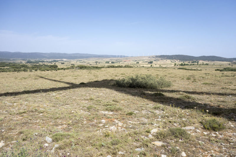 Arid Climate Barracas Beauty In Nature Castellón Day Grass Landscape Mountain Nature No People Outdoors Scenics Sky