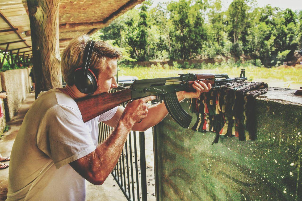 Vietnam War Memorial Travel Destinations Trip Hot Day Experience