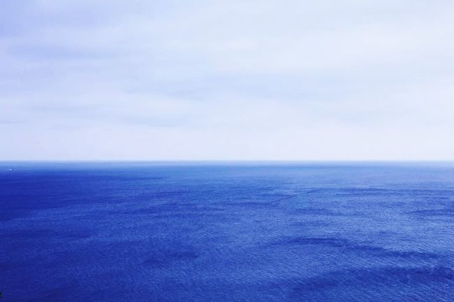 看着一望無際的大海,煩惱就像跟大海一同漂走。 文青 Sea And Sky Sea 一人旅遊 Travel Japan Relaxing Photographer Photography 寫真