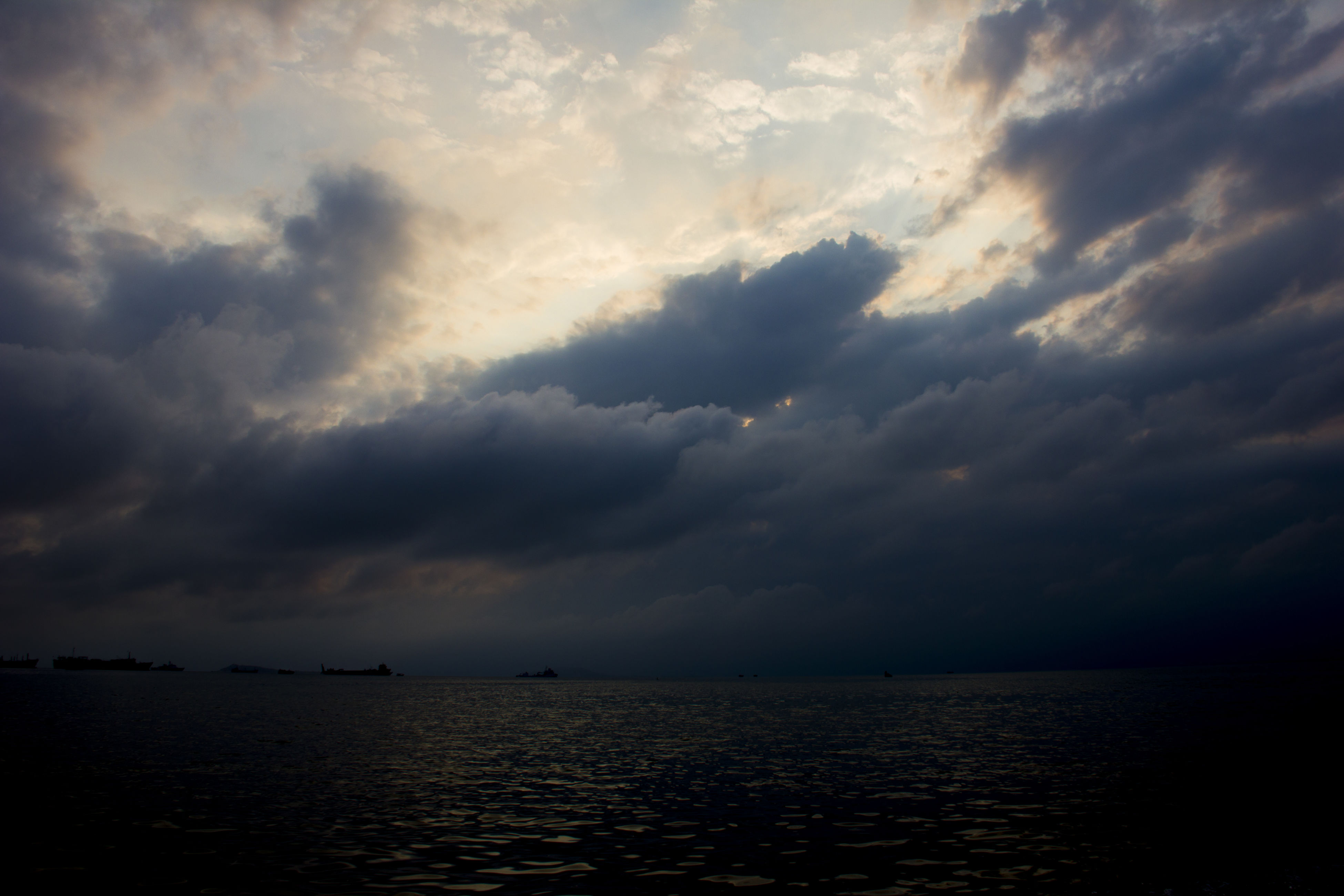 sea, water, beauty in nature, scenics, nature, cloud - sky, sky, no people, sunset, horizon over water, tranquil scene, outdoors, day