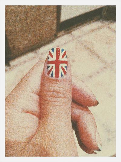 ураа ногти флаг🇬🇧 Волчанск