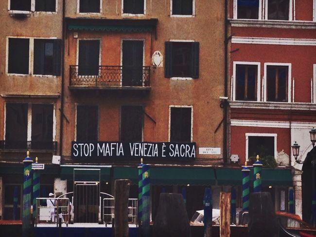Stopmafia Stop Mafia House Houses Mafia  Italy Italy❤️ Italy🇮🇹 Venezia Venice Venice, Italy Venice Canals Venice Italy Canals