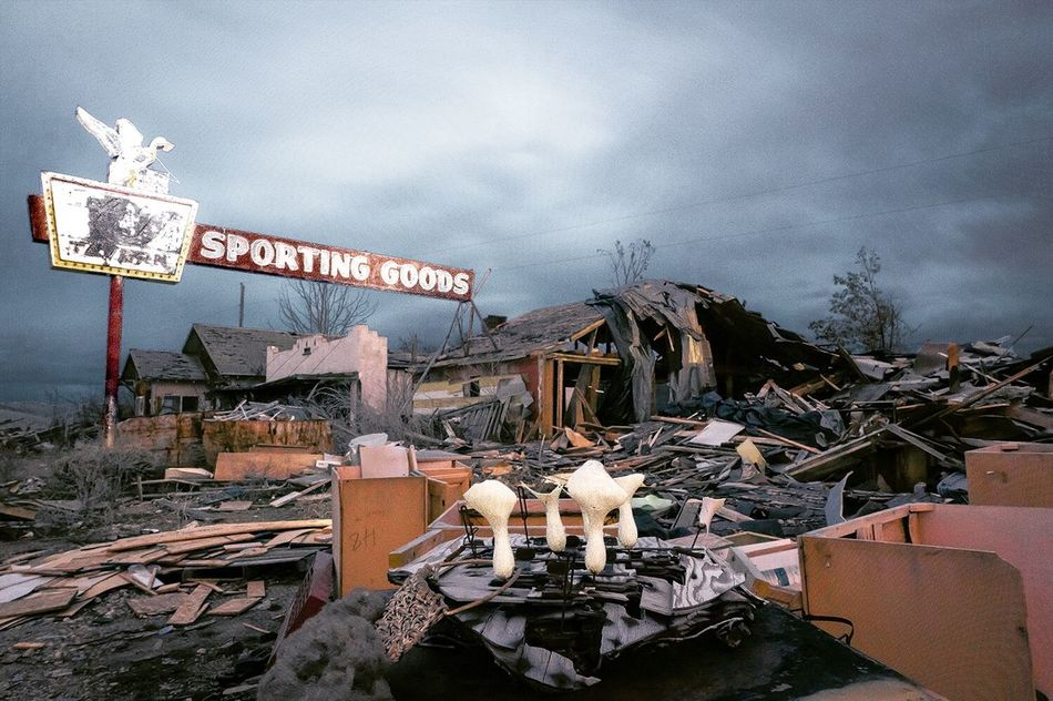 Junked sporting goods store Check This Out Taking Photos Old DECA Old Buildings Sport Lowlight Urban Falling Apart Colors Eagle Idaho