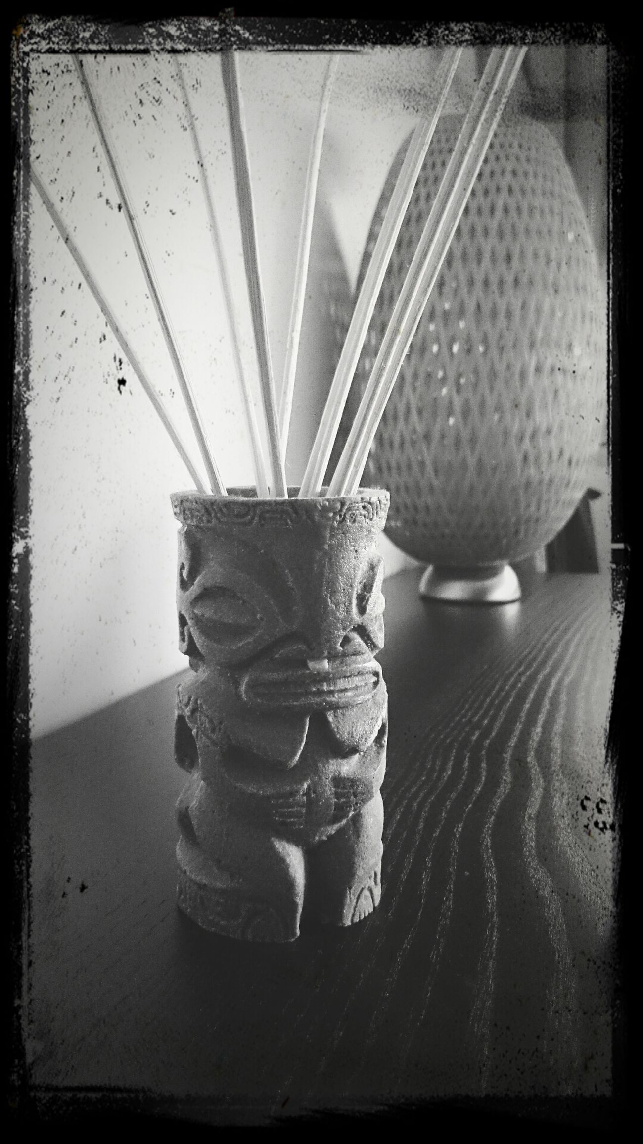 At Home Love Tiki My Room