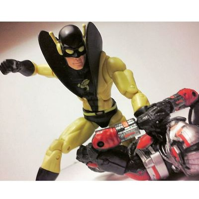 """You thought you could Change the future!!,Your just a theif!"" Marvellegends Infiniteseries Yellowjacket Antman Scottlang Daroncross Hankpymm Tcb_peekaboo Tcb_flyupandaway Toys4life Articulatedcomicbook Actiontoyart Toysrmydrug Actionphotography Figures Figurelife Figurecollection Collection Collector Manchild Nerd Hasbro Daroncross Avengers Toyslagram theavengers"