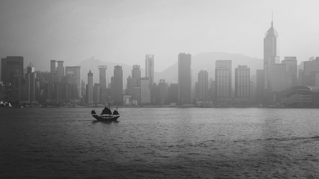 Hazey Harbour Haze Fog Harbour Leicaq Discoverhongkong City Life Capture The Moment EyeEm Gallery Captured Moment Cityscape Moment Of Silence Found On The Roll Hello World EyeEm Masterclass From My Point Of View Life In Motion EyeEm Best Edits Taking Photos Walking Around EyeEmNewHere Still Life Moments Of Life Lifestyles Buildings Monochrome