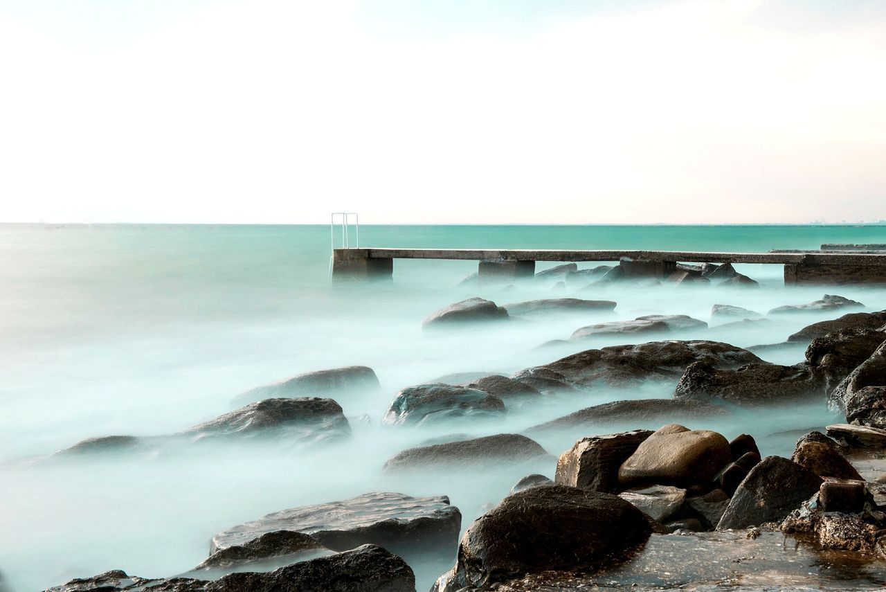 Beautiful stock photos of ostern, Beauty In Nature, Blurred Motion, Day, Horizon Over Water