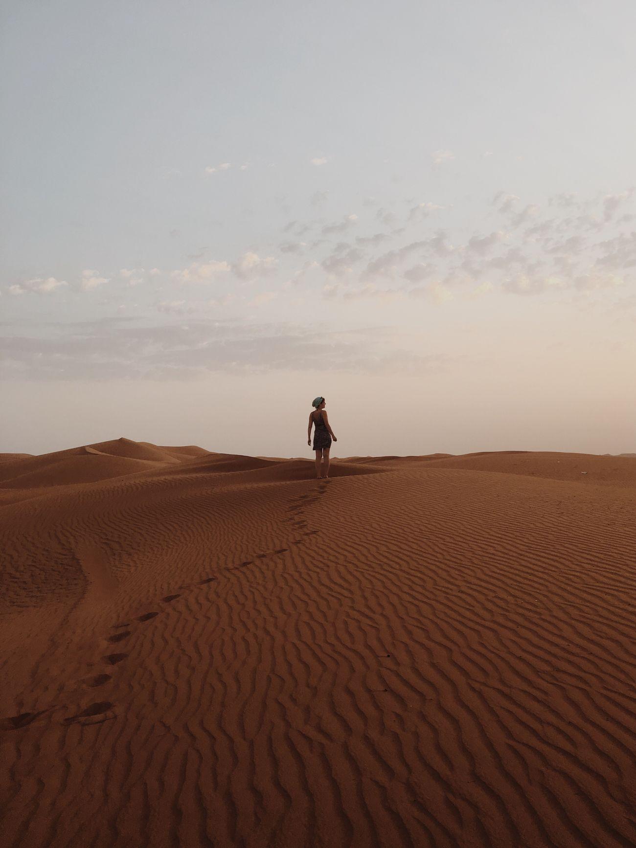 Snap A Stranger Desert