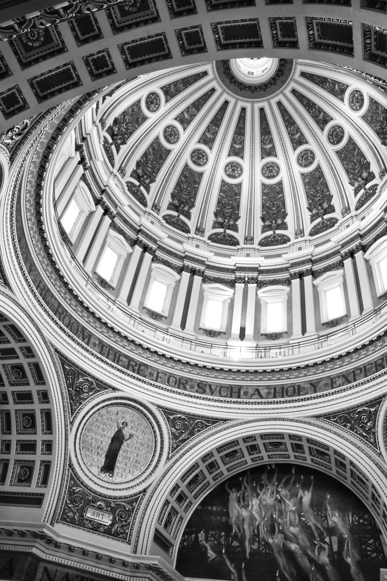 """I expect to pass through this world but once. Any good therefore that I can do, or any kindness or abilities that I can show to any fellow creature, let me do it now."" Architecture Dome Built Structure History Indoors  City Architectural Design Black&white Black & White Blackandwhite Photography Black And White Photography Black And White Blackandwhite Travel Tourism Coloradophotographer Ladyphotographerofthemonth Photography Photooftheday Harrisburg Pennsylvania Government Politics Lowlightphotography"