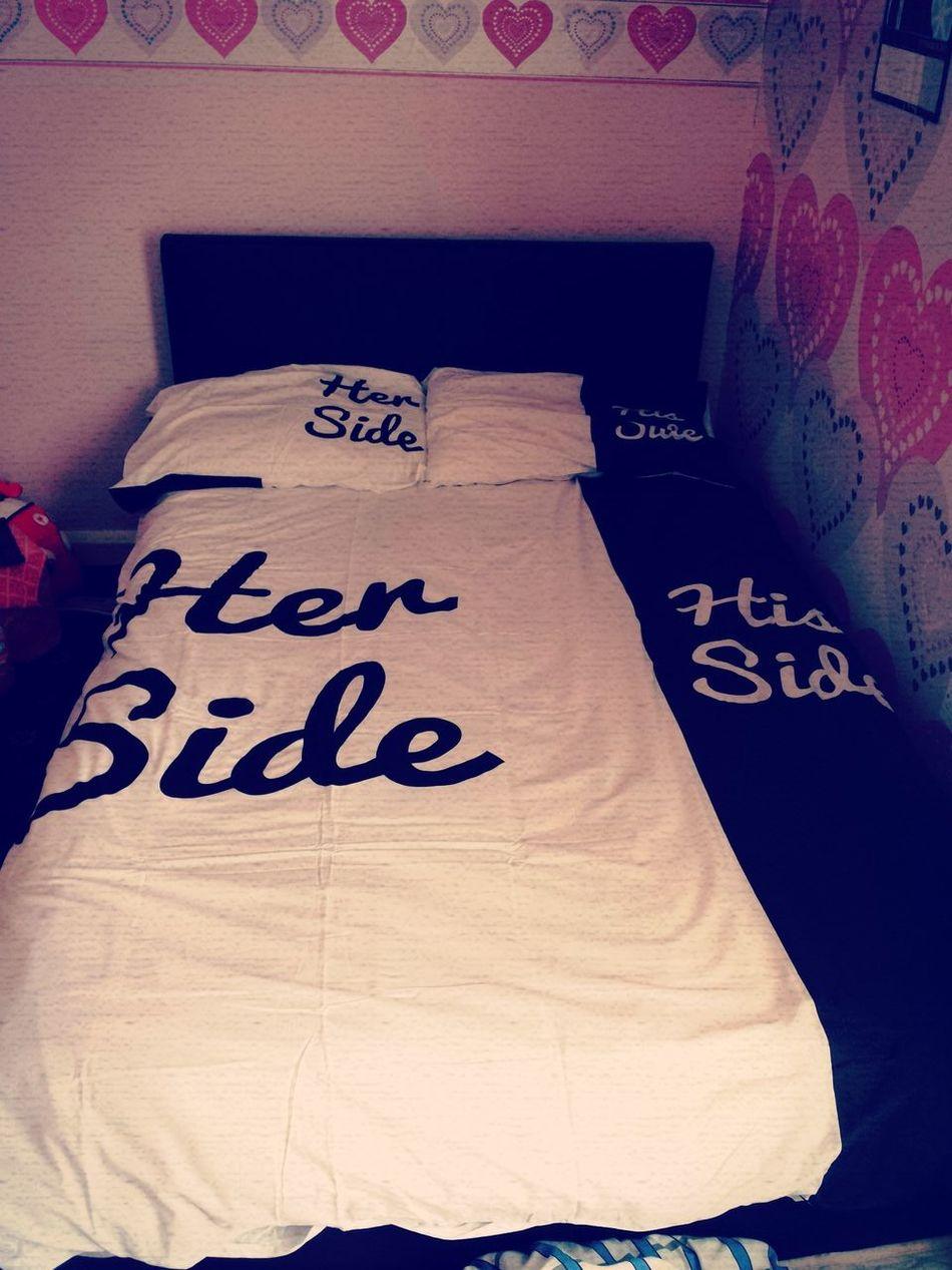 new bedding Love It! My New Bedding! Himandher