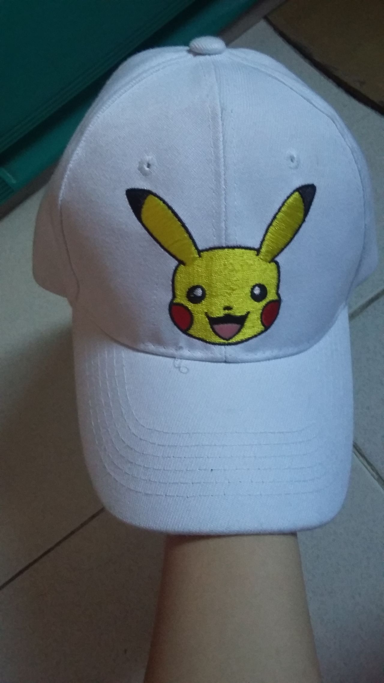 Pikachu Smiley Face Pikachu Indoors  Hat Cap Sun Beautiful Anthropomorphic Smiley Face Anthropomorphic Face Close-up No People Day Photography Photooftheday Philippines