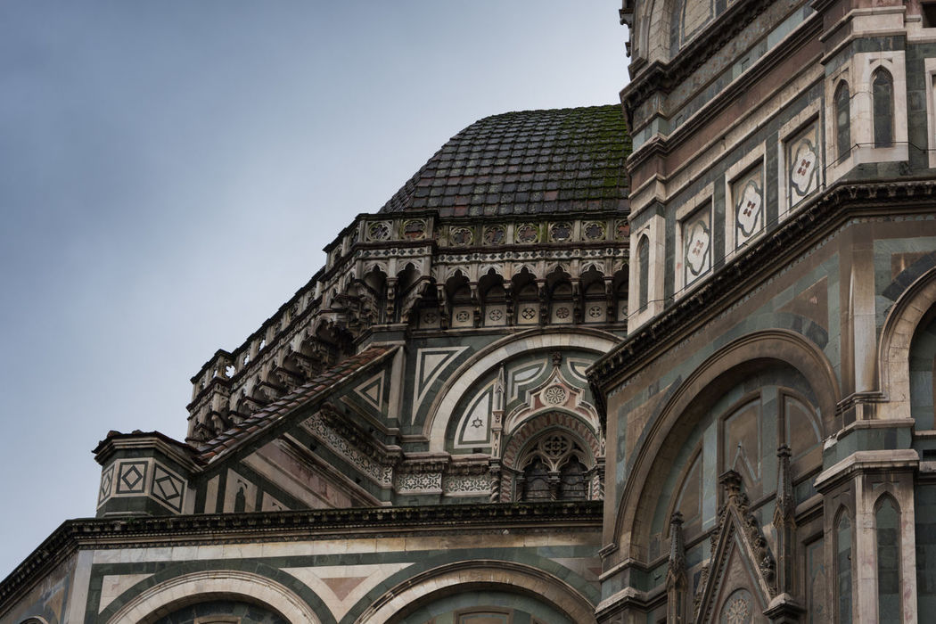 Arch Architecture Building Exterior Built Structure City City Gate Clear Sky Clock Day Façade Firenze With Love Firenze, Italy Firenzetoday Low Angle View No People Outdoors Sky Travel Destinations The Architect - 2017 EyeEm Awards EyeEmNewHere