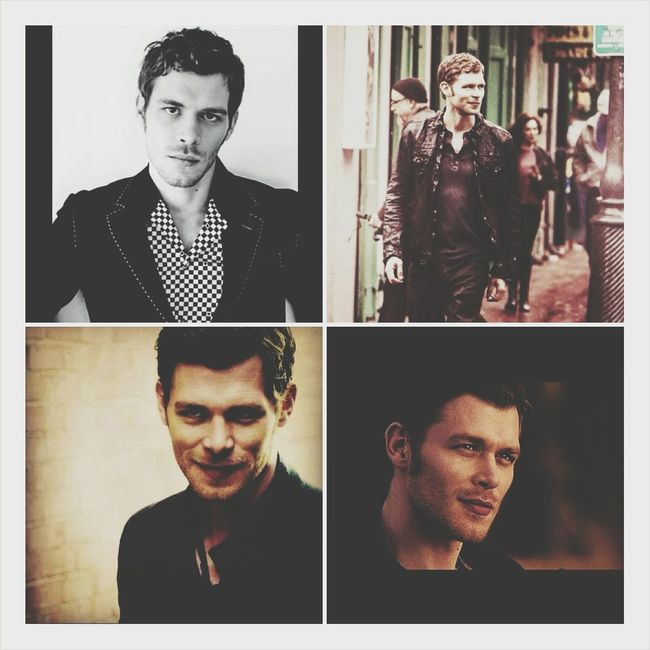I am in love with you ? Thevampirediaries JosephMorgan NiklausMikaelson TheOriginals  CelebCrush