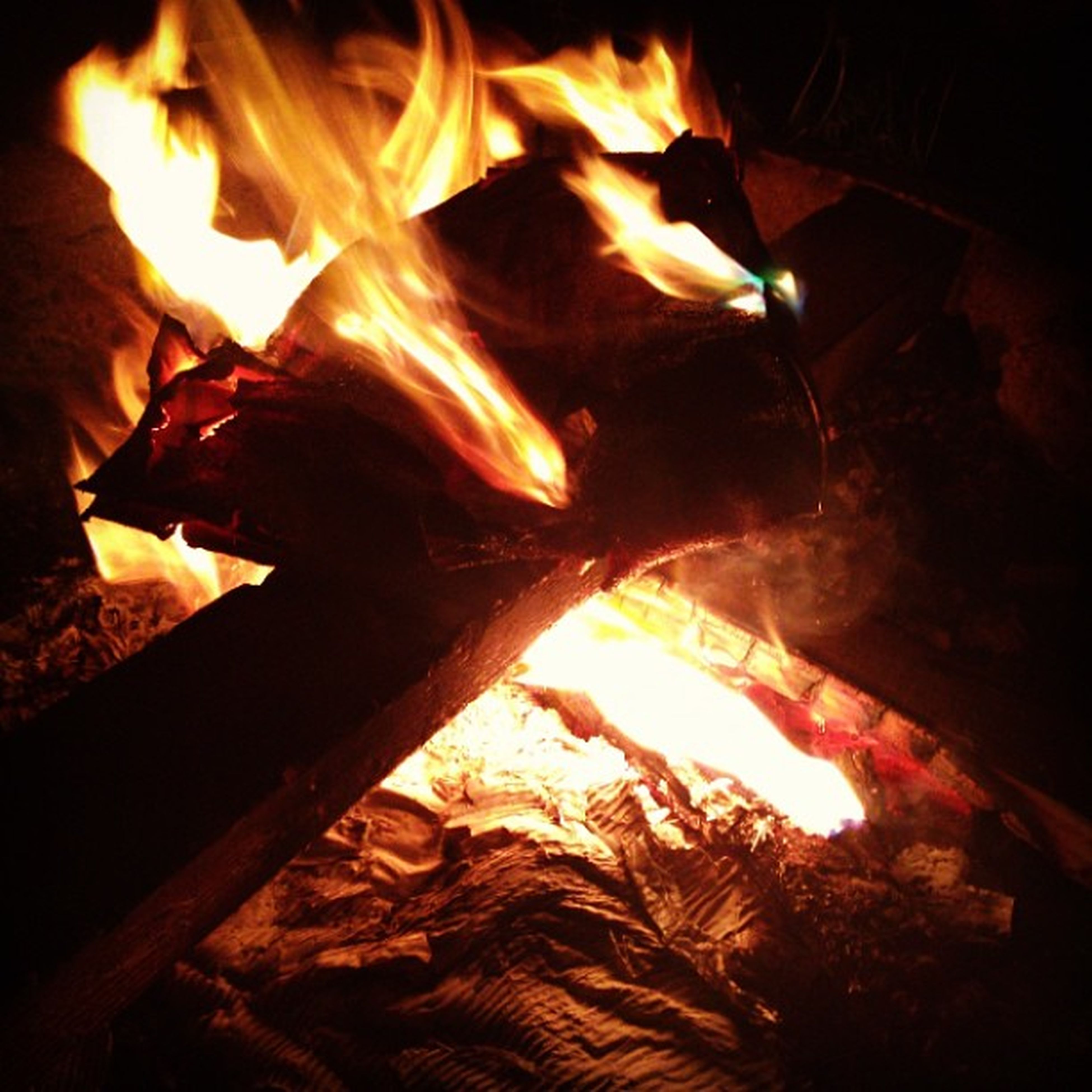 burning, flame, fire - natural phenomenon, heat - temperature, glowing, night, fire, illuminated, bonfire, indoors, person, close-up, heat, firewood, candle, orange color, part of
