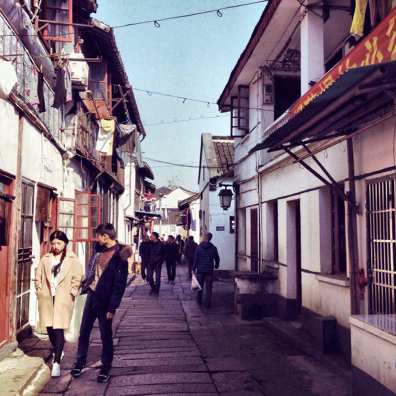 Street Streetphotography Street Photography Streetphoto_color Zhujiajiao Shanghai China