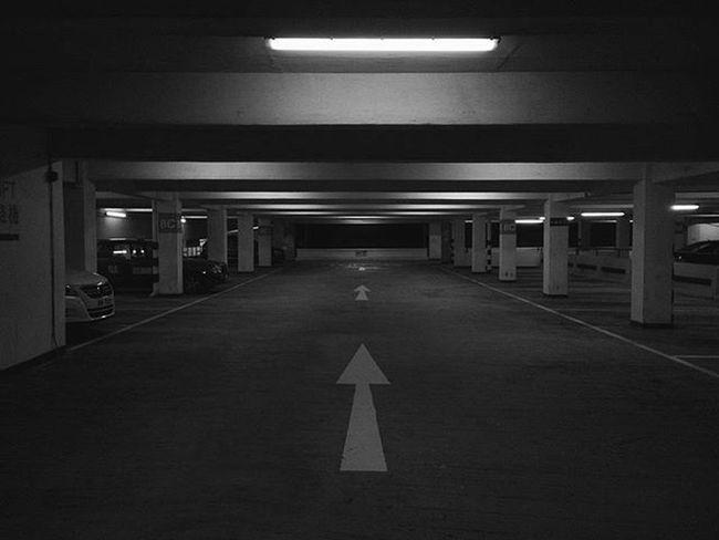 🚪🚘 ------ ------ ------ Carpark Light Hkig Instameethk Oneplusone Discoverhongkong EyeEm Art Photography Urbanexploration Hk HongKong The Architect - 2016 EyeEm Awards Cities At Night