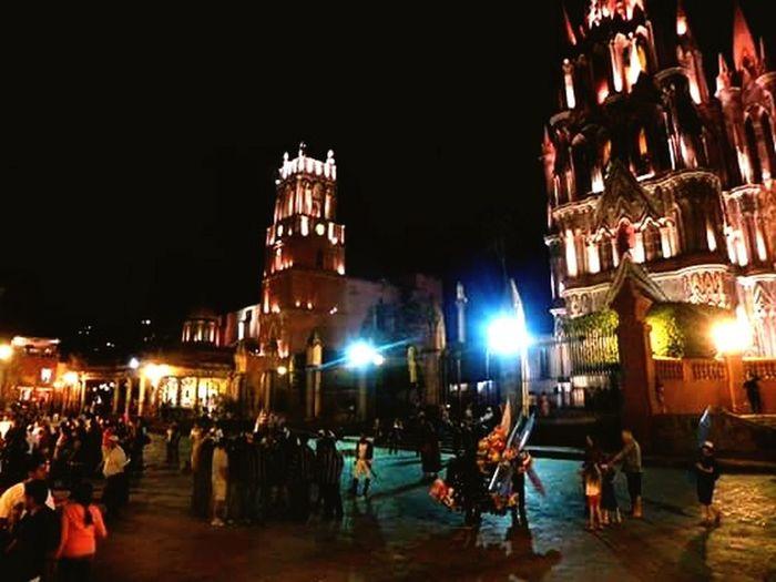 Catedral san Miguel de Allende First Eyeem Photo