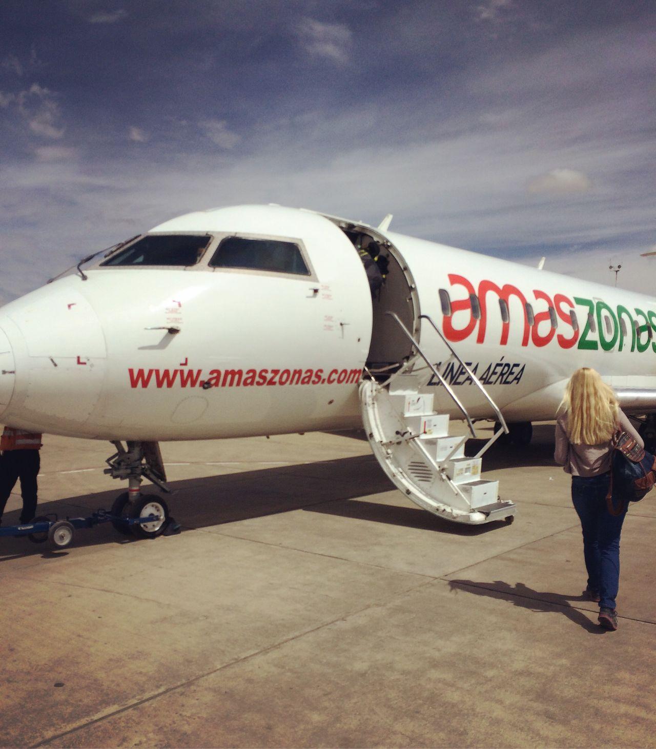 Bolivia/Lapaz Bolivia Lapaz Airport Travel Trip Airplane ボリビア ラパス 旅 旅行 海外 海外旅行 飛行機