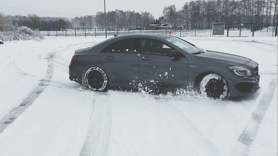 Mercedes Cla Buddy Drift