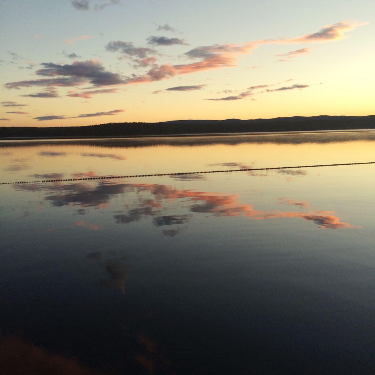 Water Lake Sky Standing Water