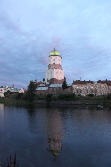 Sky Sea Art Traveling Travel Beautiful Summer Vyborg Awesome View Russia Beautiful Day Oldcity Architecture Castle Shadow Россия выборг крепость замок путешествия