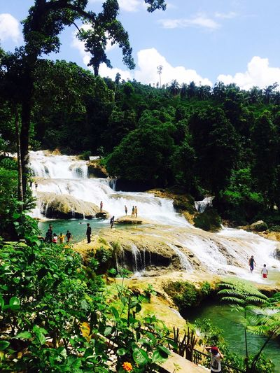 Such a majestic view to conquer! Aliwagwag Falls only in Mindanao 👊🏼 Fine Art Photography