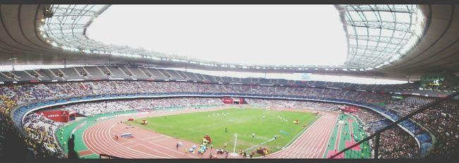 Meeting Areva Athlétisme Stade De France