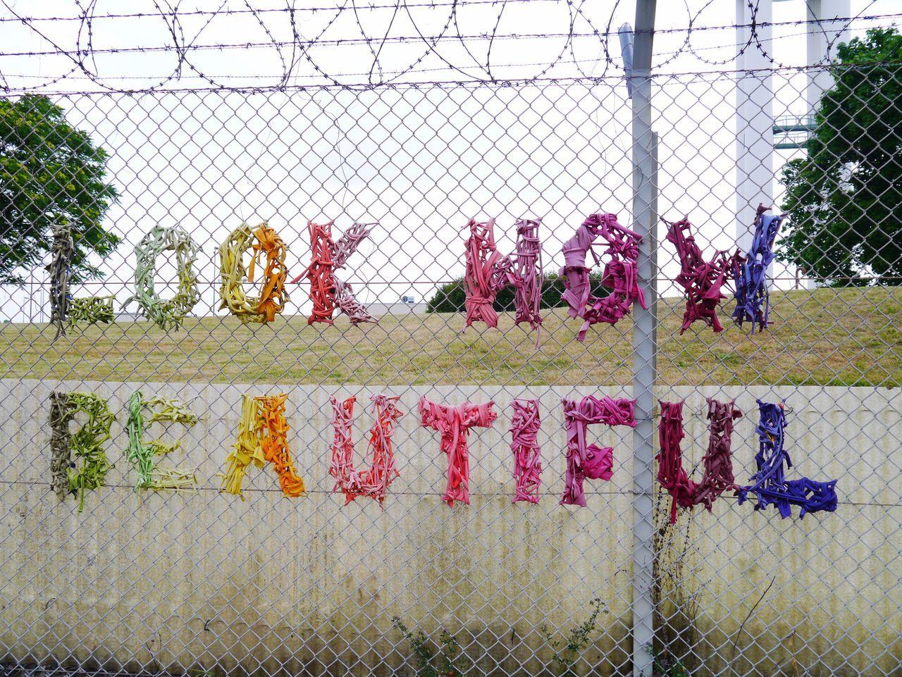 Tempelhofer Feld Rainbow Colors Capture Berlin
