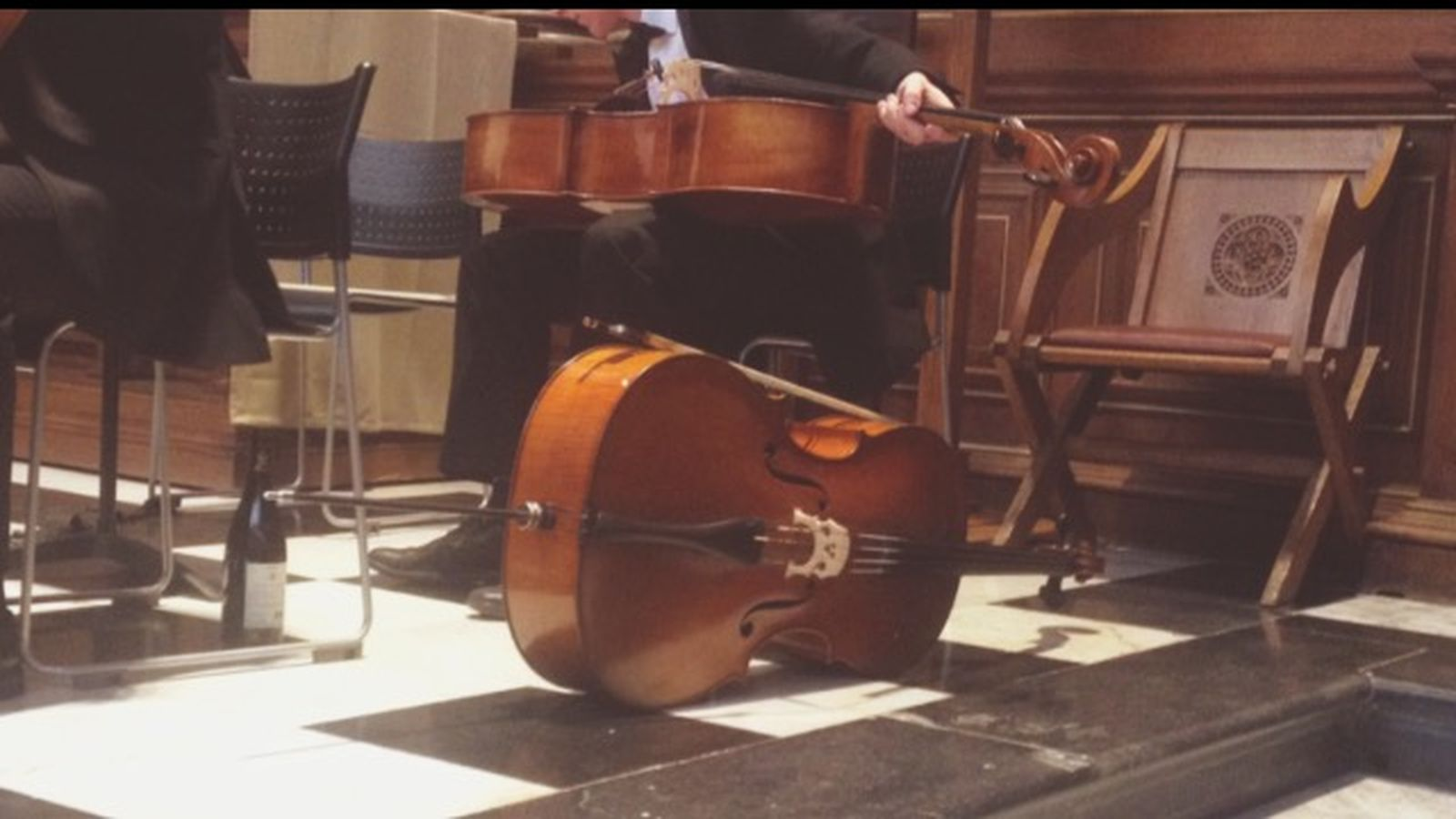 Live Music Classic Instruments Symphony Symphony9