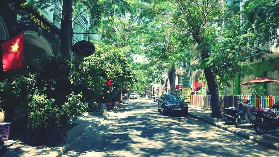 Phu My Hung Ho Chi Minh City Green exploring different side of the city