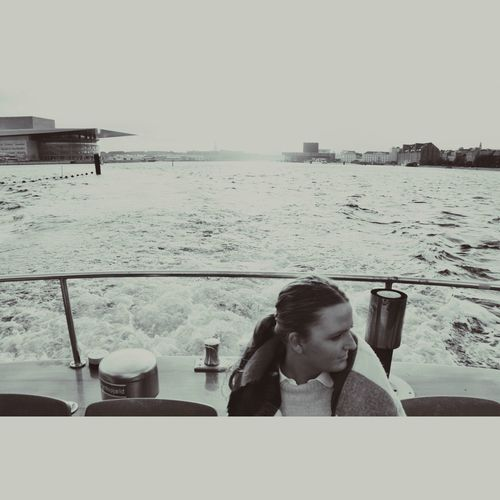 I Was Daydreamin' Bout You.. Boat Trip Copenhagen