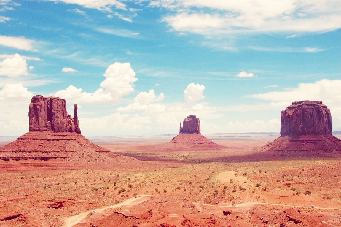 Monument Valley United States Arizona Utah Amazing View Panorama Deserts Around The World Landscapes With WhiteWall The KIOMI Collection The Great Outdoors - 2016 EyeEm Awards