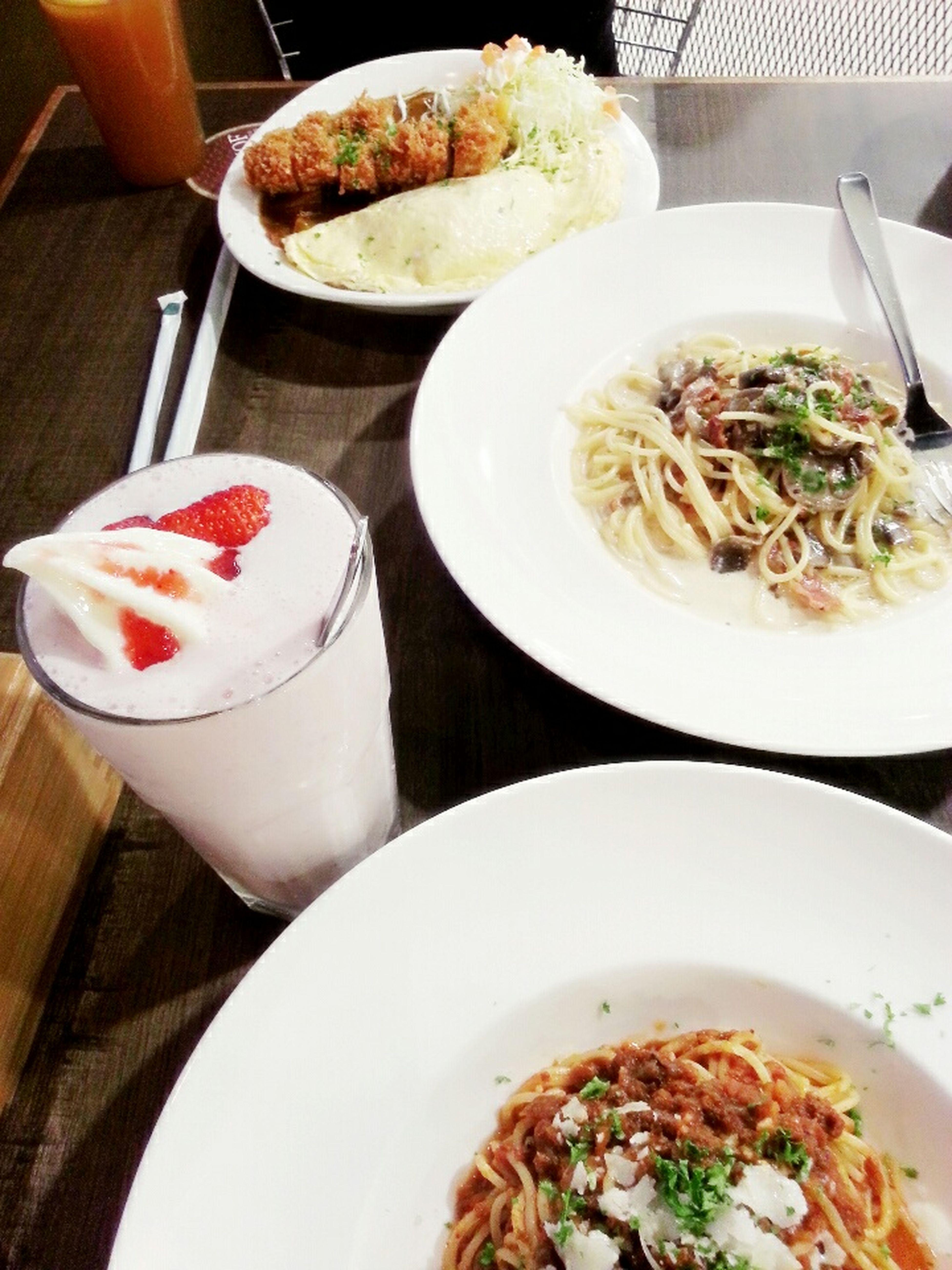 Dinner Food Pasta
