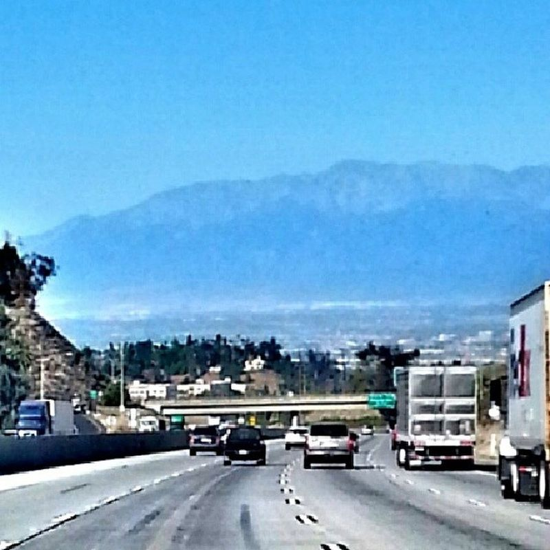 On our way again. 10fwy OnOurWay Roundtwo