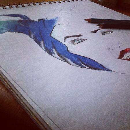 Portarit Art, Drawing, Creativity Maléfique