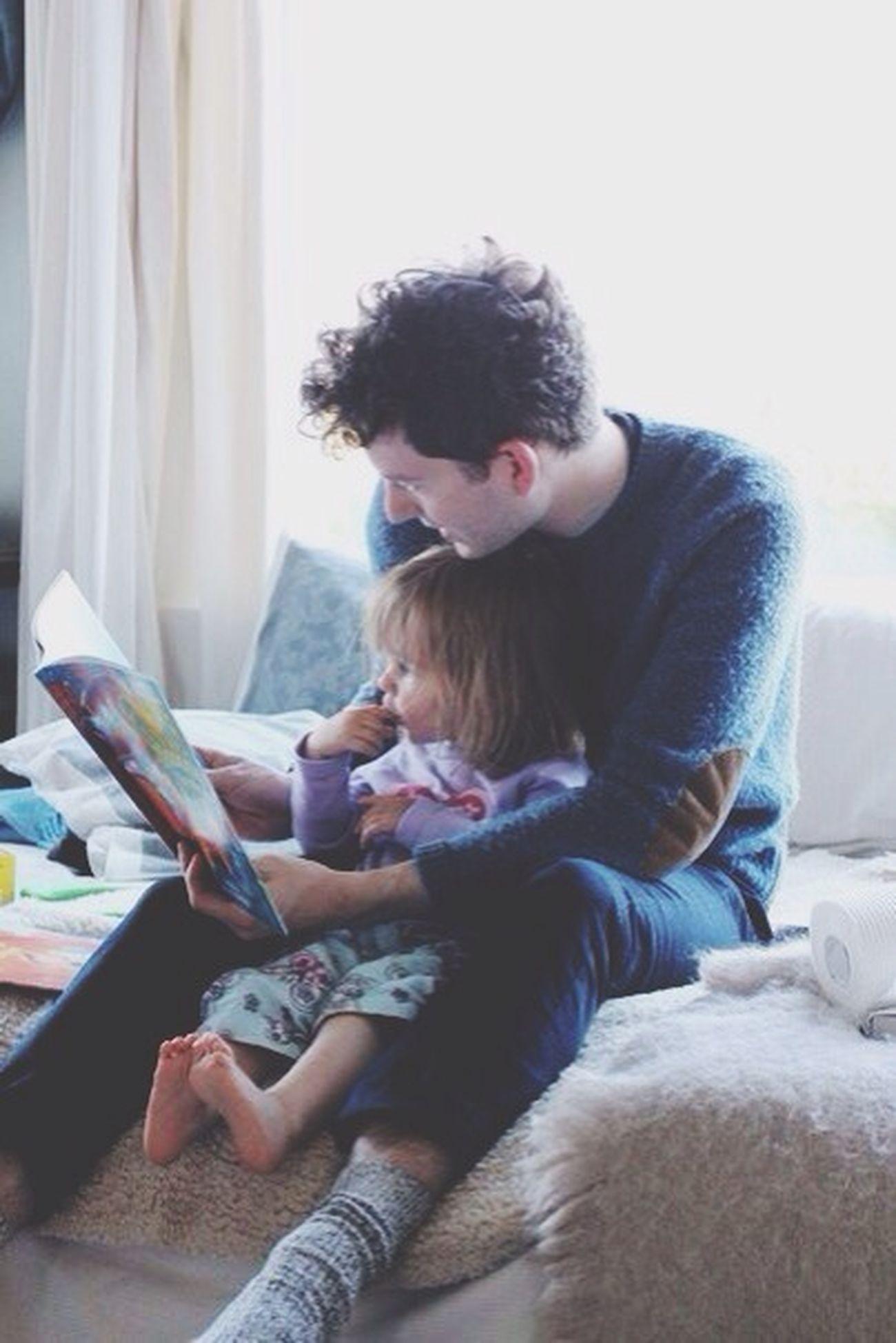 Littlesister Reading Love My Family ❤