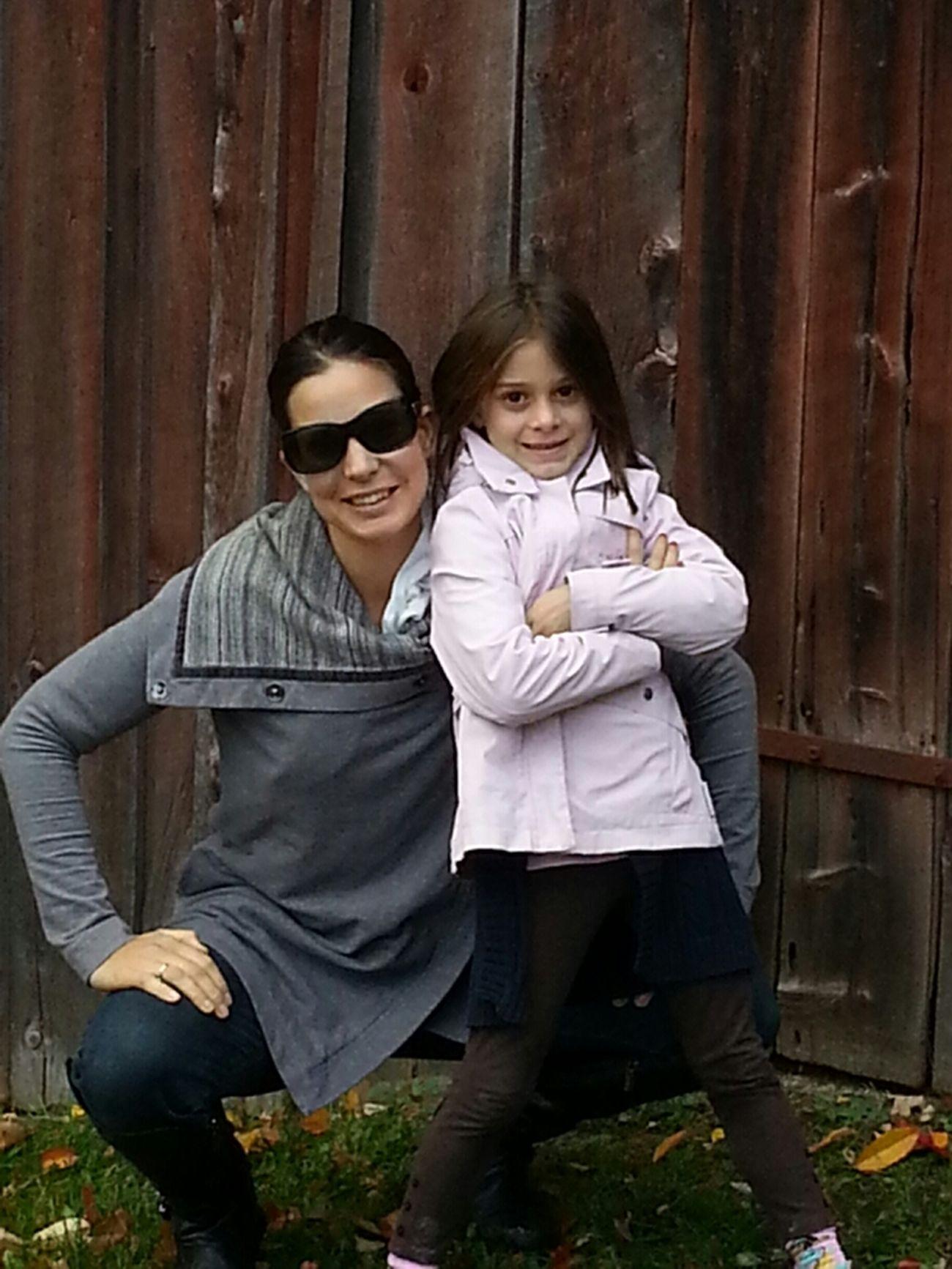 Ava & Mommy