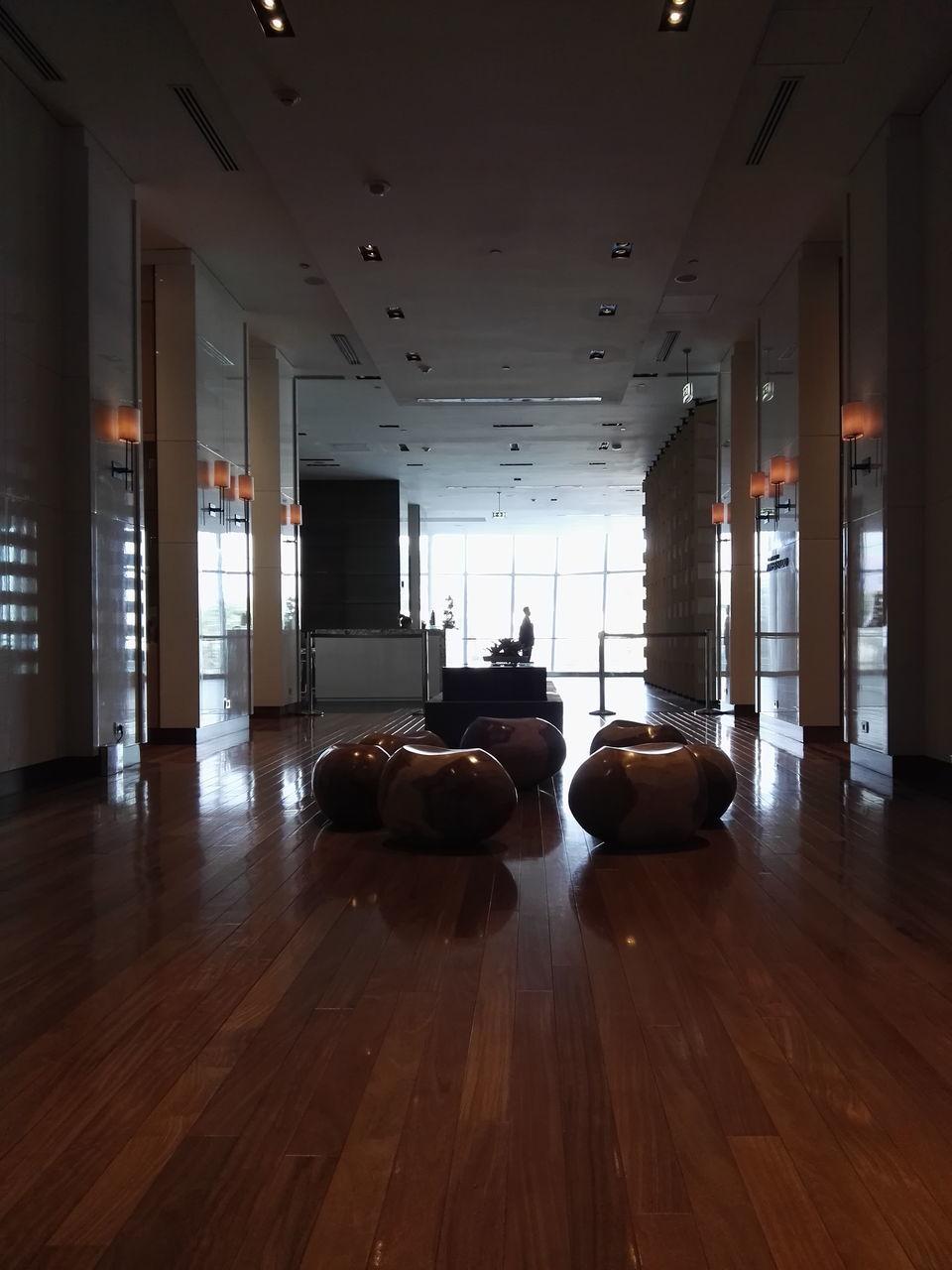 indoors, flooring, hardwood floor, window, no people, home interior, architecture, built structure, living room, day, modern