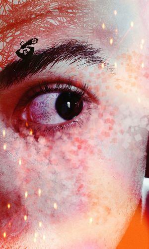 The Illusionist - 2014 EyeEm Awards Art Self Portrait