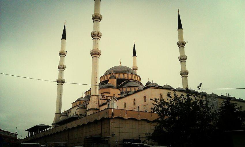 Biggest Mosque in Ankara!